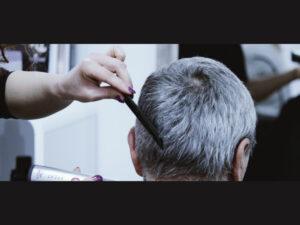 grey hair smp